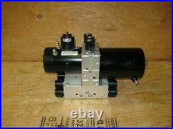 Western Newer Mvp Plus & Mvp3 V-plow Pump Genuine Oem New In Box Part 44320